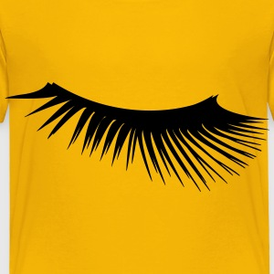 Eyelash 2 - Toddler Premium T-Shirt