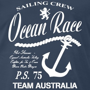Sailing Ocean Race T-Shirts - Men's Premium T-Shirt