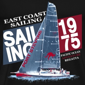 East Coast Sailing T-Shirts - Men's Premium T-Shirt