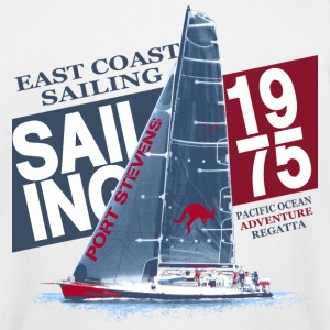 East Coast Sailing T-Shirts - Men's Tall T-Shirt