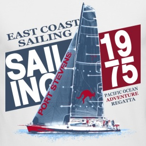 East Coast Sailing Long Sleeve Shirts - Men's Long Sleeve T-Shirt by Next Level
