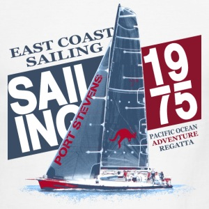 East Coast Sailing T-Shirts - Men's Ringer T-Shirt