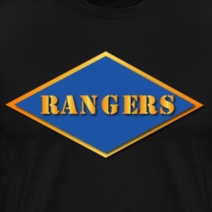 Ranger Diamond - WWII - Men's Premium T-Shirt