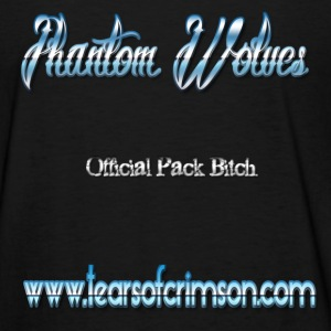 Phantom Wolves Bitch Tee - Women's T-Shirt