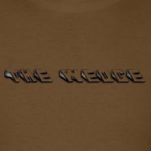 The Wedge T-Shirts - Men's T-Shirt