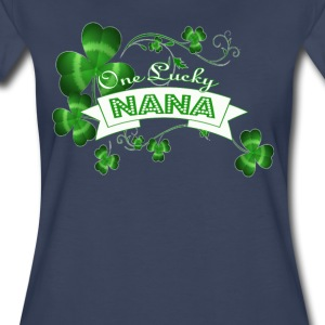 ONE LUCKY NANA - Women's Premium T-Shirt