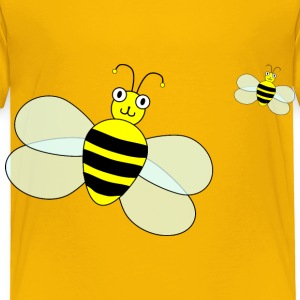 Spelling bee contest mascot - Toddler Premium T-Shirt