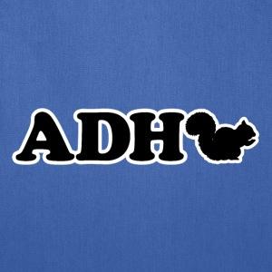 ADHD SQUIRREL! - Tote Bag