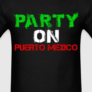Party On T-shirt - Men's T-Shirt