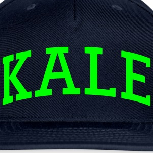 KALE VEGAN HAT - Snap-back Baseball Cap