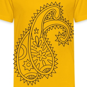 paisley - Toddler Premium T-Shirt