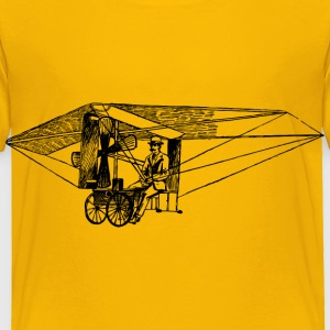 Nemethys Flying Machine - Toddler Premium T-Shirt