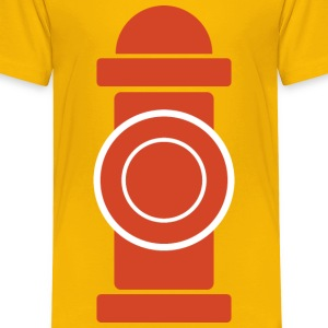 Fire hydrant - Toddler Premium T-Shirt