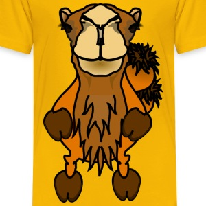 Comic Camel - Toddler Premium T-Shirt