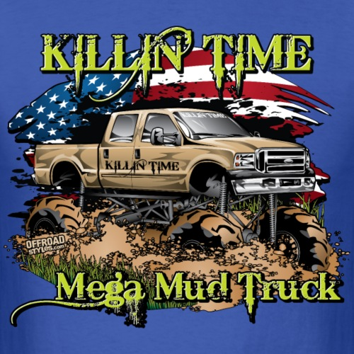 Killin Time Mud Truck