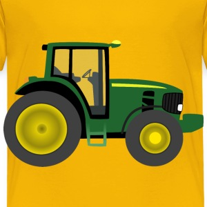 Farm tractor - Toddler Premium T-Shirt