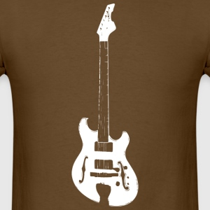 Languedoc Guitar T-Shirts - Men's T-Shirt