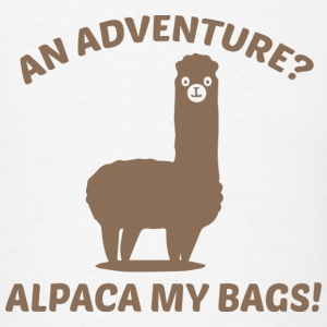 Alpaca My Bags - Men's T-Shirt