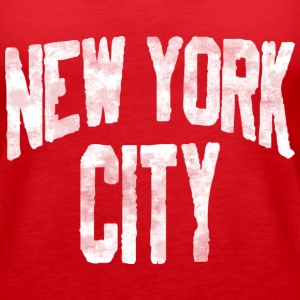 Imagine Classic NYC New York City Tanks - Women's Premium Tank Top