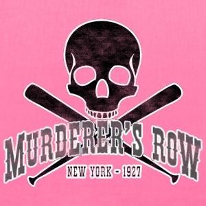 New York Baseball Murderer's Row Bags & backpacks - Tote Bag