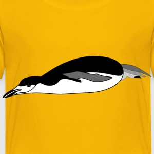 diving pinguin - Toddler Premium T-Shirt