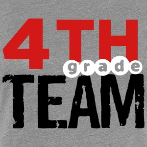 4th Grade Team Women's T-Shirts - Women's Premium T-Shirt