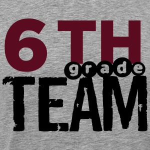 6th Grade Team T-Shirts - Men's Premium T-Shirt