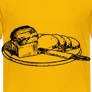 Loaf of Bread - Toddler Premium T-Shirt