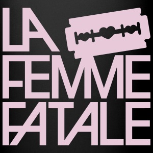 The femme fatale Mugs & Drinkware - Full Color Mug