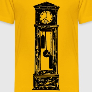 Grandfather Clock - Toddler Premium T-Shirt