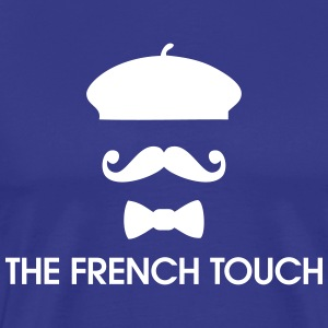 The French Touch T-Shirts - Men's Premium T-Shirt