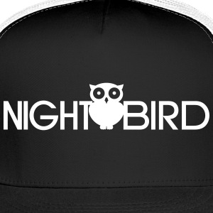 Night Bird Caps - Trucker Cap