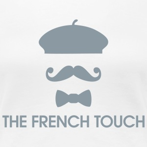 The French Touch Women's T-Shirts - Women's Premium T-Shirt