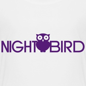 Night Bird Kids' Shirts - Kids' Premium T-Shirt
