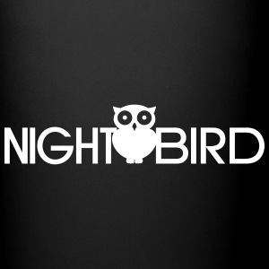 Night Bird Mugs & Drinkware - Full Color Mug