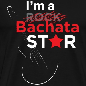 Bachata Star - Men's Premium T-Shirt