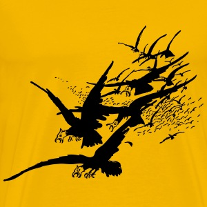 Jackdaws - Men's Premium T-Shirt