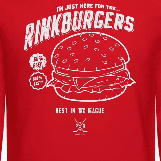 Just Here For the Rinkburgers