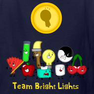 Design ~ Kid's Bright Lights T-Shirt