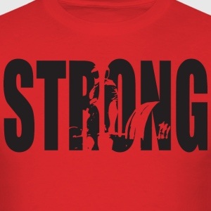 STRONG - Deadlift - Men's T-Shirt