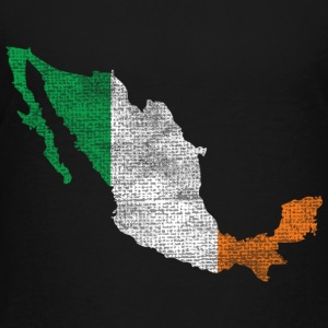 Mexico Mexican Irish Ireland Flag Baby & Toddler Shirts - Toddler Premium T-Shirt