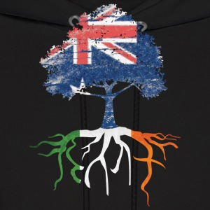 Australia Australian Irish Ireland Roots Hoodies - Men's Hoodie