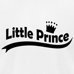 little_prince T-Shirts - Men's T-Shirt by American Apparel