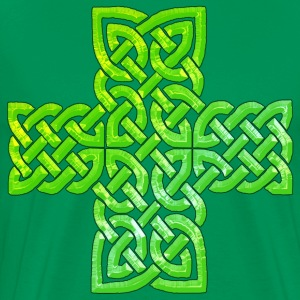 Celtic Cross I - Men's Premium T-Shirt
