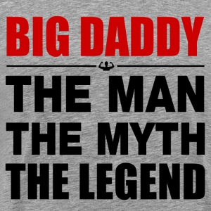 Big Daddy The Legend T-Shirts - Men's Premium T-Shirt