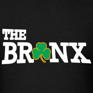 The Bronx New York Irish T-Shirts - Men's T-Shirt