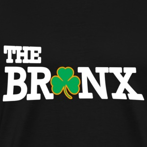 The Bronx New York Irish T-Shirts - Men's Premium T-Shirt