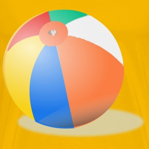 beach ball - Men's Premium T-Shirt
