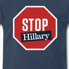 Stop Hillary T-Shirts