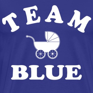 Team Blue T-Shirts - Men's Premium T-Shirt